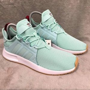 Adidas size 7.5 women and 6 men
